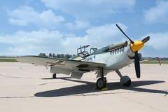 Messerschmitt Bf 109/mig 109 Arkivfoto