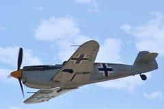 Messerschmitt Bf 109/mig 109 Fotografering för Bildbyråer