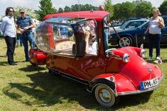 Messerschmitt KR200, or Kabinenroller (Cabin Scooter) Royalty Free Stock Photo