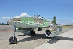 Messerschmitt ME-262 stockfoto