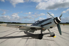 Messerschmidt 109 Stock Photography