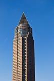 Messeturm - Fair Tower of Frankfurt Stock Photography