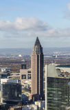 Messeturm, Frankfurt am Main, Germany Royalty Free Stock Photography