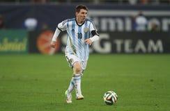 Λιονέλ Messi Στοκ φωτογραφίες με δικαίωμα ελεύθερης χρήσης
