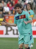 Messi 019 Royalty Free Stock Photography