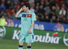 Messi 012 Stock Photography