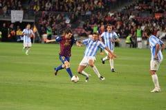 Messi - FC Barcelona Stock Image