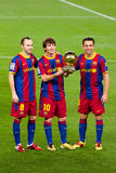 Messi FIFA World Player Royalty Free Stock Image