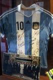 Messi t-shirt Royalty Free Stock Image