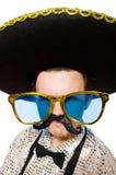Messicano divertente Fotografia Stock