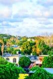 Messicano tropicale Colonia fotografie stock