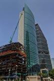 Messico City in costruzione Fotografie Stock Libere da Diritti