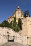 Messina Christ the King of Montalto Stock Photo