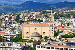 Messina cityscape Stock Photography