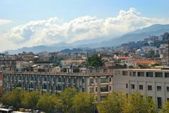 Messina cityscape Stock Photo
