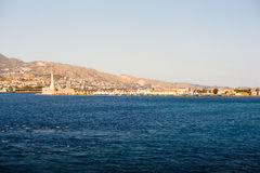 Messina coast Royalty Free Stock Images