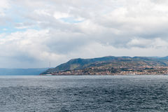 Messina Royalty Free Stock Photography