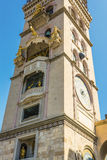 Messina Duomo Cathedral Spire, Italy Sicily Stock Photography