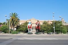 Messina - la Sicilia Immagine Stock Libera da Diritti