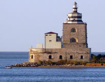 Messina lighthouse Royalty Free Stock Image