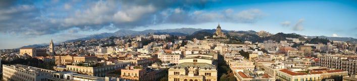Messina old city, Sicily, Italy Royalty Free Stock Photo