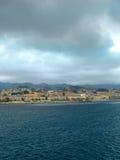Messina port Royalty Free Stock Image