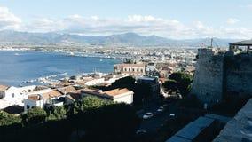 Messina, Sicilia Imagen de archivo