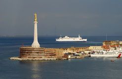 Messina, Sicily Royalty Free Stock Photo