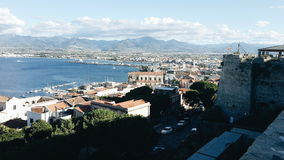 Messina, Sicily Stock Image