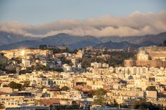 Messina Sicily Stock Images