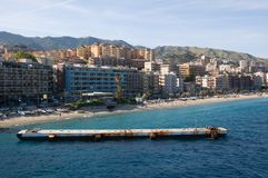 Messina, Sicily, Italy Stock Image