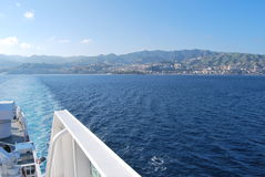 Messina Strait Stock Photography