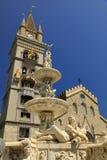 Messine, Italie Image libre de droits
