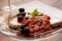 messinese меченосы Сицилии типичные Стоковые Изображения