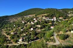 Messinia village Stock Images