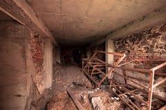 Messy room interior Stock Image