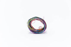 Messy of threads Royalty Free Stock Photos