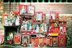 Messy worship spotin asia Royalty Free Stock Photography