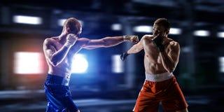 Mest bra ögonblick för askmatch Blandat massmedia Arkivfoto