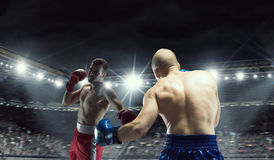 Mest bra ögonblick för askmatch Blandat massmedia Arkivbild