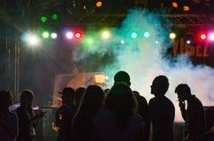 Mest bra Festfestival Arkivfoton