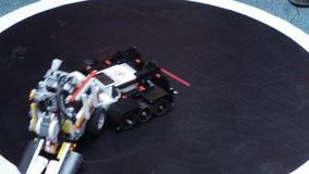 Mest bra maskiner för konkurrens för Robo Feststrid från Lego stock video