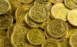 Mest bra polsk valuta Fotografering för Bildbyråer