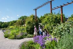 Mest bra ställe för att ha ett kaffe i Sverige Arkivfoto