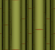 Mest forrest bambu Arkivbilder