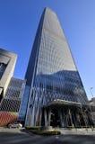 mest högväxt beijing porslinskyskrapa Royaltyfri Fotografi