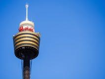 Mest högväxt torn i Sydney Australia royaltyfri foto