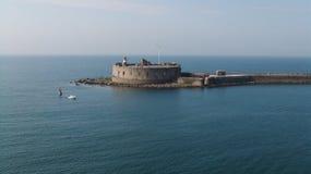 Mest l'Ouest fort de Royaltyfria Foton