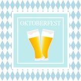 mest oktoberfest berömdesign Arkivbilder