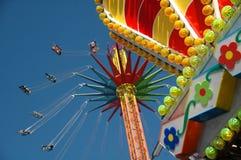 mest oktoberfest karusell royaltyfri foto